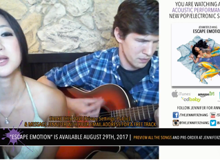 Missed the Acoustic Live Stream? Watch the Replay!