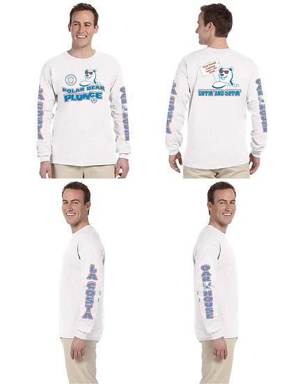 Polar Bear Plunge Long Sleeve T-Shirt