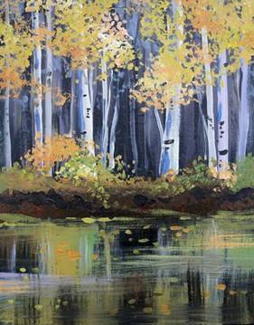10 autumn stream