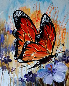 30 Butterfly