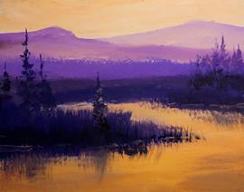 31  purple montains