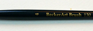 BeckerArt #4 Rigger Brush