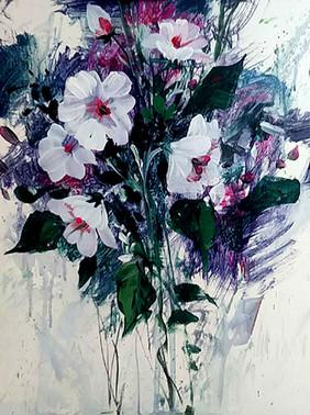09 white flowers