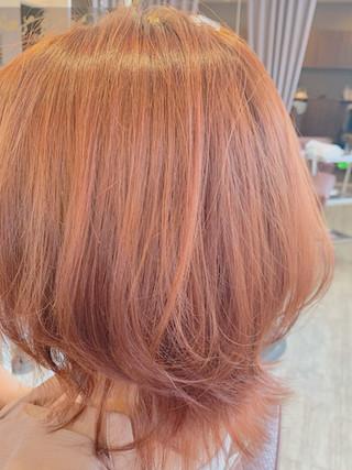 オレンジカラー