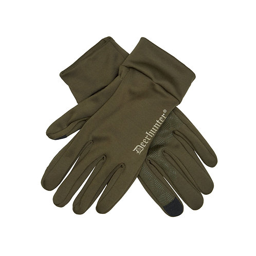 Deerhunter Rusky Silent Gloves (with silicone grip)