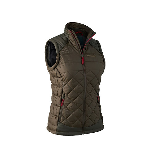 Deerhunter Lady Christine Quilted Waistcoat