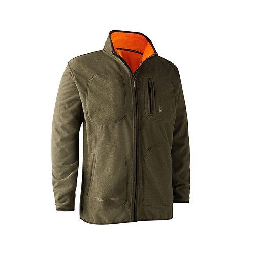 Deerhunter Gamekeeper Bonded Fleece Jacket - Reversible