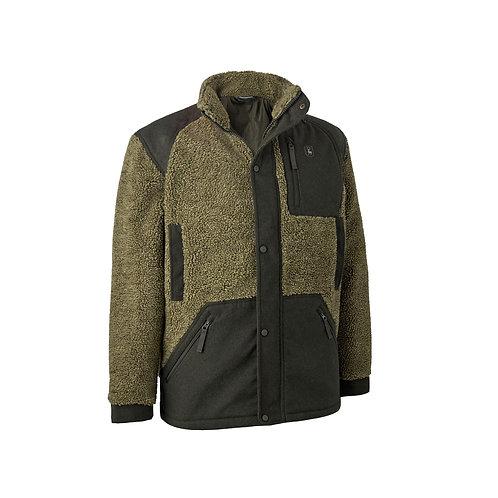 Deerhunter Germania Fiber Pile Jacket with Deer-Tex Membrane