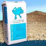 Blue Frog Bedding