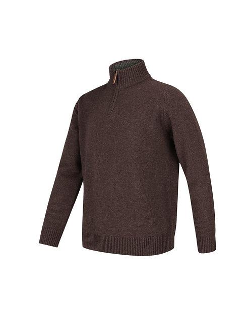 Hoggs of Fife Lothian 1/4 Zip Pullover