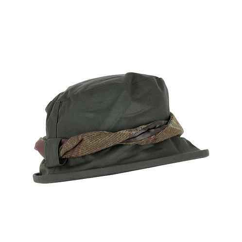 Hoggs of Fife Musselburgh Tweed-Twist Hat