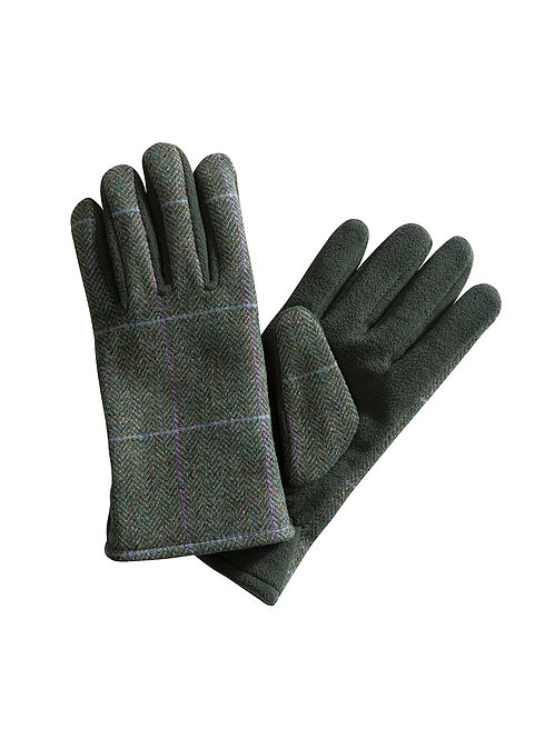 Hoggs of Fife Albany Ladies Lambswool/Fleece Gloves