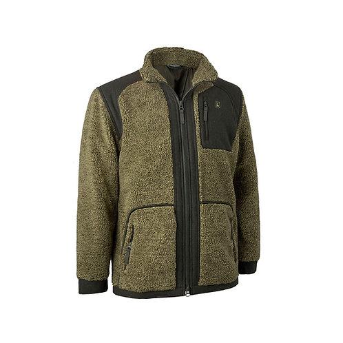 Deerhunter Germania Fiber Pile Jacket with Wool