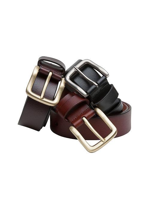 Hoggs of Fife Luxury Leather Belts