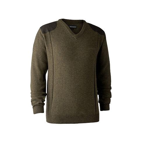 Deerhunter Sheffield Knit (V Neck)