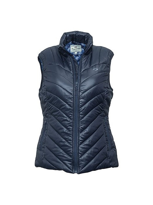 Hoggs of Fife Millie Soft Quilted Gilet