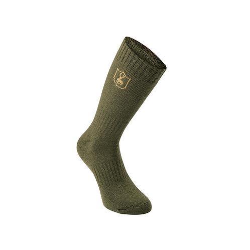 Deerhunter Wool Socks Short (2 Pack)