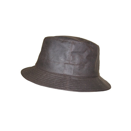 Hoggs of Fife Waxed Bush Hats