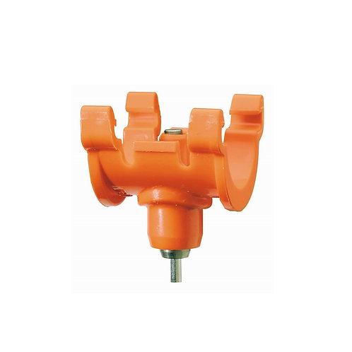 Orange Broiler Nipple