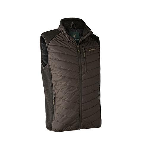 Deerhunter Moor Padded Waistcoat with Knit