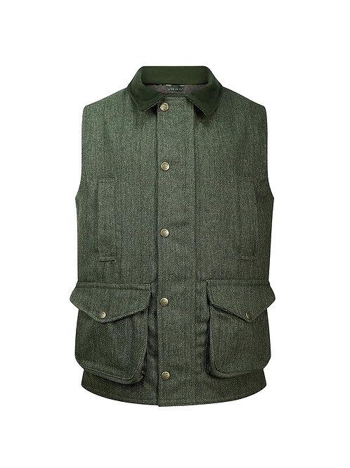 Hoggs of Fife Helmsdale Tweed Waistcoat