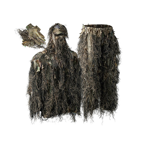 Deerhunter Sneaky Ghillie Pull-Over Set (with Gloves)