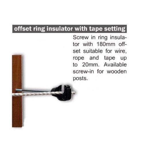 Offset Ring Insulator