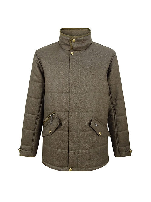 Hoggs of Fife Elgin Quilted Jacket