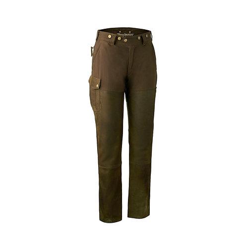 Deerhunter Lady Paris Leather Mix Trousers