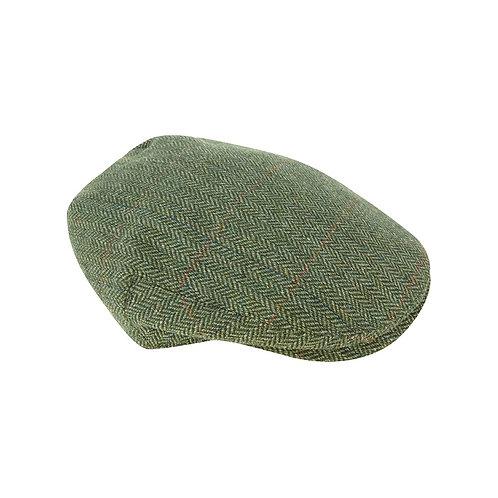 Hoggs of Fife Helmsdale Waterproof Tweed Cap