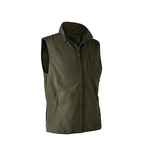 Deerhunter Gamekeeper Bonded Fleece Waistcoat