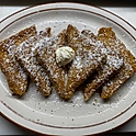 Three Slices of French Toast