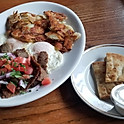 Gyro Meat & Eggs