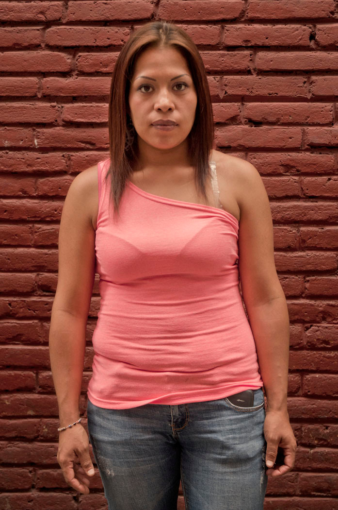 Liz Tepito, Mexico City