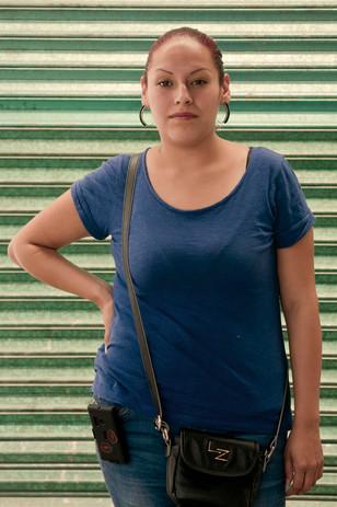 Paulina, Tepito, Mexico City
