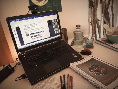 Volg jij al het schrijfproces van mijn boek?  'Litteken, teken van vrouw zijn'.
