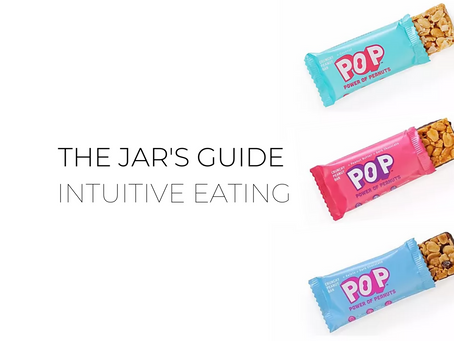 The Jar's Guide to Intuitive Eating
