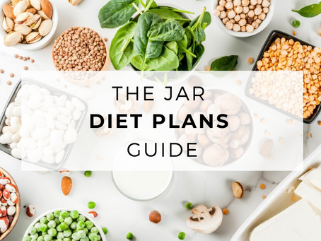 The Jar Healthy Vending Guide to Diet Plans