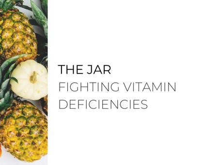 Common Nutrient Deficiencies – Tackle Them With The Jar Healthy Vending Machines