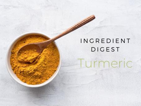 Ingredient Digest with The Jar Healthy Vending: Turmeric