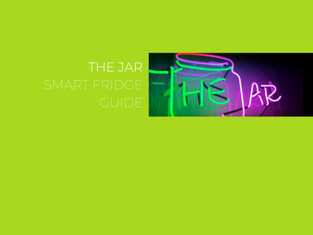 Need to buy a healthy vending machine? A guide to the Jar's smart fridge