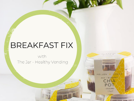 Enhanced Productivity With Nutritious Breakfast From The Jar - Healthy Vending Machines