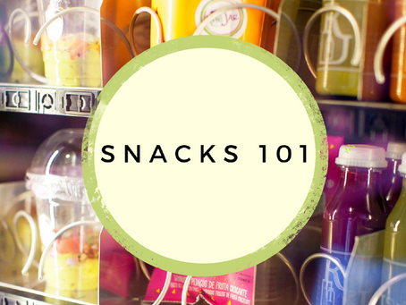 Healthy Vending Machines in London Offer a Great Selection of Tasty Snacks