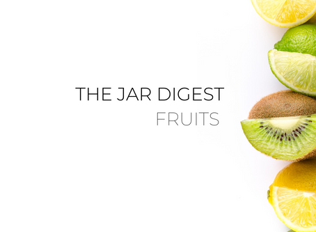 The Jar Digest: Fruits