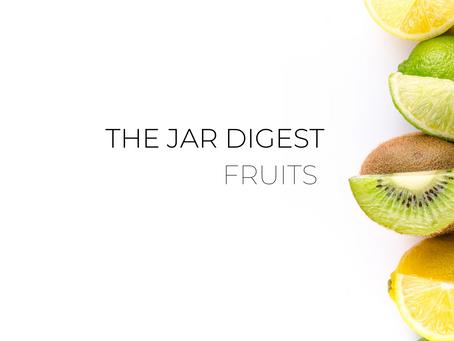 The Jar - Healthy Vending Digest: Fruits