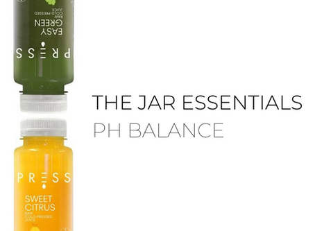 The Jar Essentials: pH balance