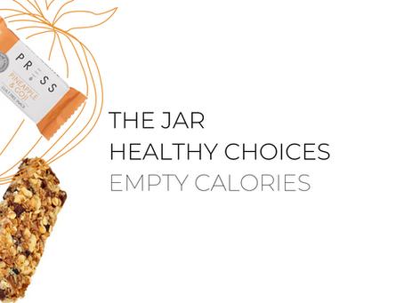 The Jar - Healthy Vending Choices: Empty Calories