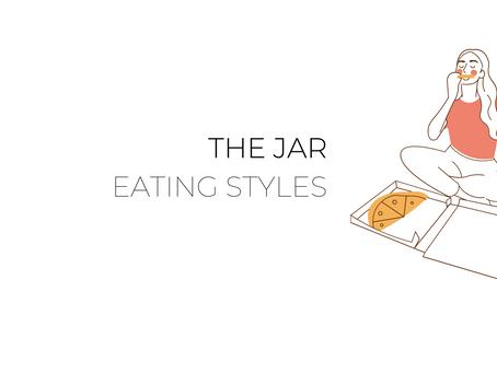 The Jar - Healthy Vending Eating Styles - Quiz!