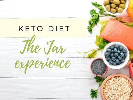 Keto Diet: The Jar - Healthy Vending experience