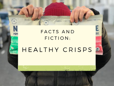 Healthy Crisps Alternative From The Jar - Healthy Vending Machines In London